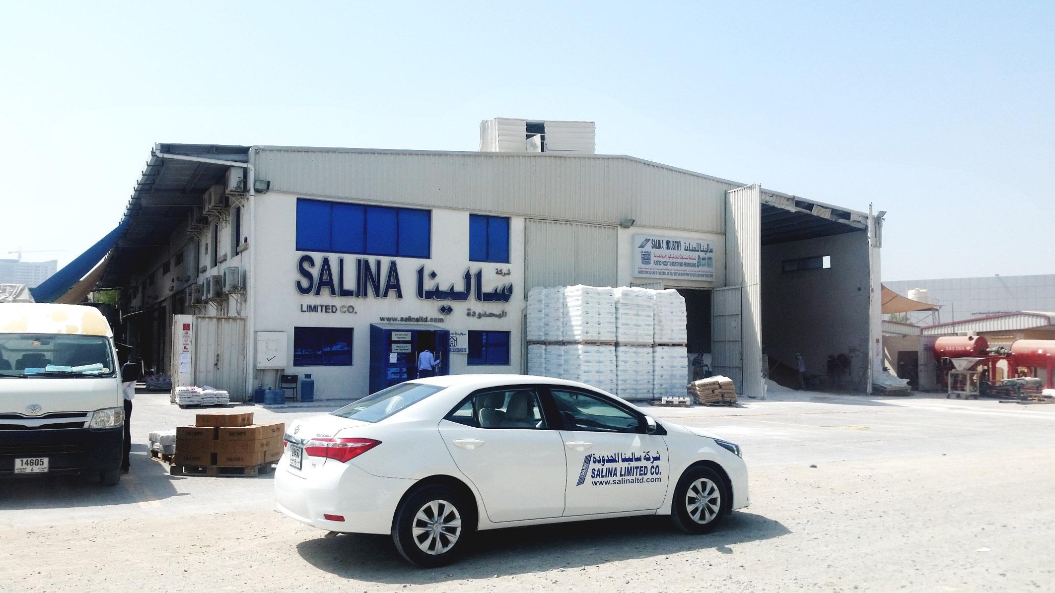 Salina Limited Company L.T.D.